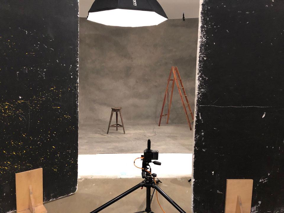 winkler+noah backstage foto